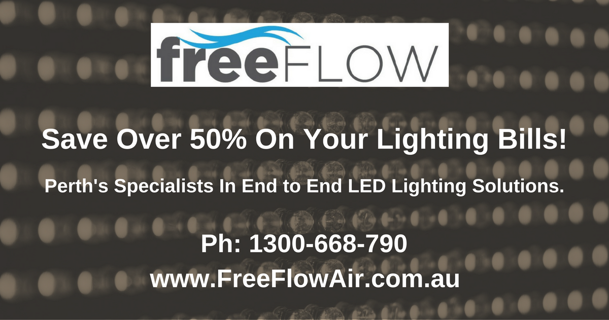 LED Lighting Perth.  sc 1 st  FreeFlow Air Conditioning : led lighting perth - www.canuckmediamonitor.org