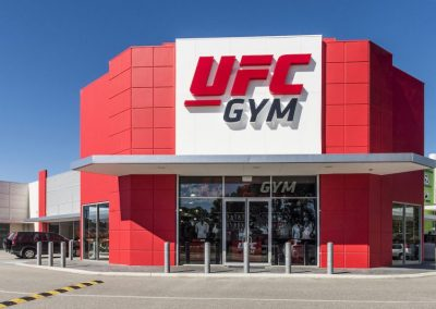 Daikin Reverse Cycle Cooling Package For UFC Gym Balcatta